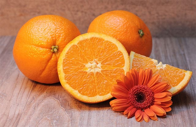 Oranges can be a natural ant killer